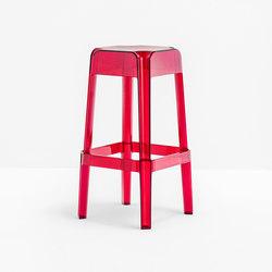 Rubik 580 | Bar stools | PEDRALI