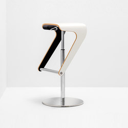 Woody 495 | Bar stools | PEDRALI