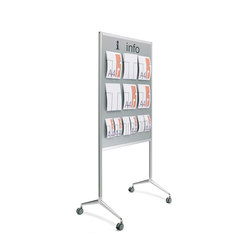 "845 Ten Panel ""Expo-Ten"" con soporte Y2 