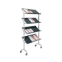 Look display | Brochure / Magazine display stands | Planning Sisplamo