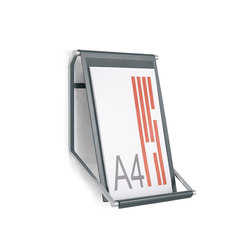 Look wall display | Brochure / Magazine display stands | Planning Sisplamo