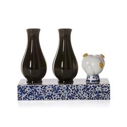delft blue 10 | Vases | moooi