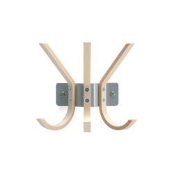 Krokus coat hanger | Percheros de pared | Materia