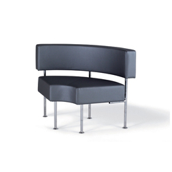 Longo sofa | Modular seating elements | Materia