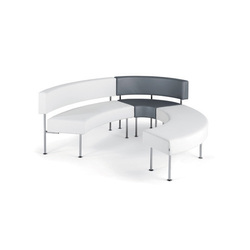 Longo bench | sofa | Modular seating elements | Materia