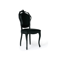 smoke Dining chair | Restaurant chairs | moooi