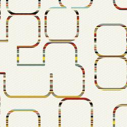 Visa Circle Line VP 666 01 | Wandbeläge / Tapeten | Elitis