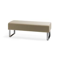 Monolite bench | Bancos de espera | Materia
