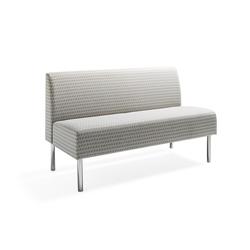 Monolite 2-seater sofa | Sofas | Materia