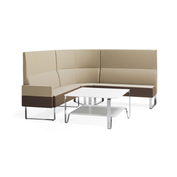 Monolite Compartment | Lounge sofas | Materia