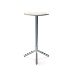 Obi pillar table | Bartische | Materia