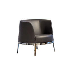 Omni easy chair | Poltrone lounge | Materia