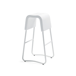 Plint bar stool | Sgabelli bar | Materia