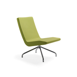 Roscoe easy chair | Poltrone lounge | Materia