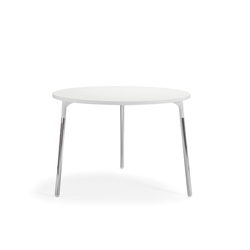 Silent whisper table | Tavoli caffetteria | Materia