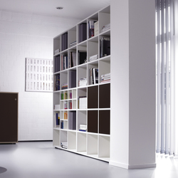 basic S Shelf system | Armoires | werner works