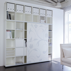 basic S Shelf system | Armadi ufficio | werner works