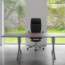 Audience Executive desk | Desks | Haworth