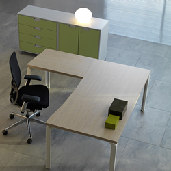 Epure | Individual desks | Haworth