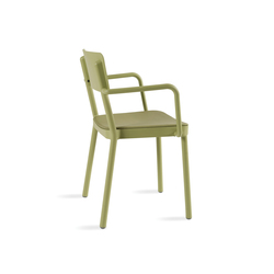 lisboa armchair upholstered | Visitors chairs / Side chairs | Resol-Barcelona Dd