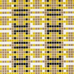 Retro - Print | Mosaici in vetro | Hisbalit