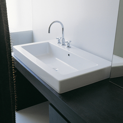 Acquagrande 100 basin | Wash basins | Ceramica Flaminia