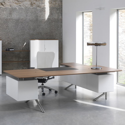 Audience Executive desk | Executive desks | Haworth