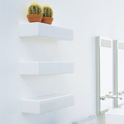 Brick shelf | Tablettes / Supports tablettes | Ceramica Flaminia