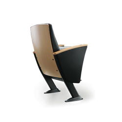 Eidos Wood | Auditorium seating | Ares Line