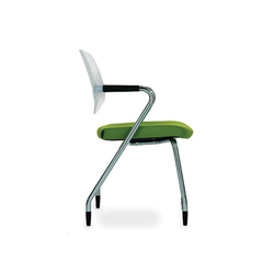 Eura | Multipurpose chairs | Ares Line