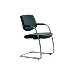 Eura | Visitors chairs / Side chairs | Ares Line