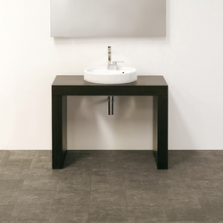 Bridge 62 bench | Vanity units | Ceramica Flaminia