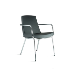 Jolly | Visitors chairs / Side chairs | Ares Line