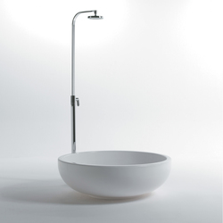 Fontana shower-tub | Platos de ducha | Ceramica Flaminia