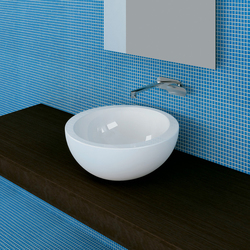 Fonte, Fonte Tonda | Wash basins | Ceramica Flaminia