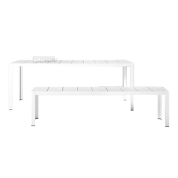 Dats bench/table | Garden benches | Bivaq