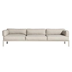 Nak 3-seater sofa | Gartensofas | Bivaq