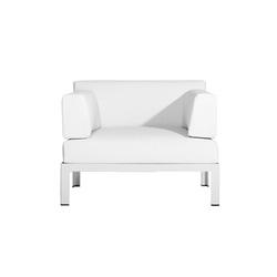 Nak 1-seater | Garden armchairs | Bivaq