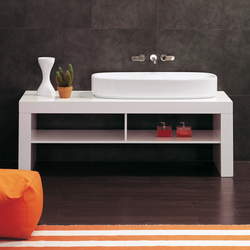 Frisco 150 bench | Lavabos mueble | Ceramica Flaminia