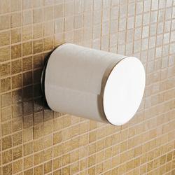 Hoop paper holder | Toilettenpapierhalter | Ceramica Flaminia