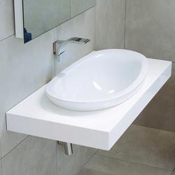 IO 90 basin | Vanity units | Ceramica Flaminia