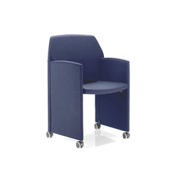 Pappillion | Conference chairs | Ares Line