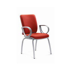 Smart | Visitors chairs / Side chairs | Ares Line