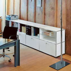usm haller credenza b roschr nke von usm architonic. Black Bedroom Furniture Sets. Home Design Ideas