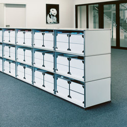 USM Haller Storage | Space dividers | USM