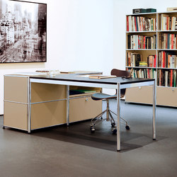USM Haller Table Laminate | Escritorios individuales | USM
