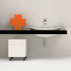 IO 75 basin | Lavabos mueble | Ceramica Flaminia