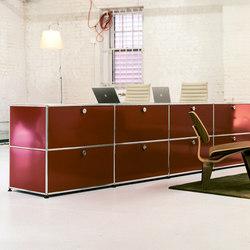 USM Haller Sideboard | Sistemas de estanterías | USM