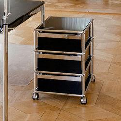 USM Haller Pedestal | Caissons mobiles pour bureaux | USM