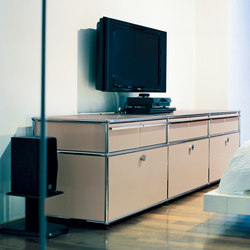 USM Haller Media | Armoires / Commodes Hifi/TV | USM